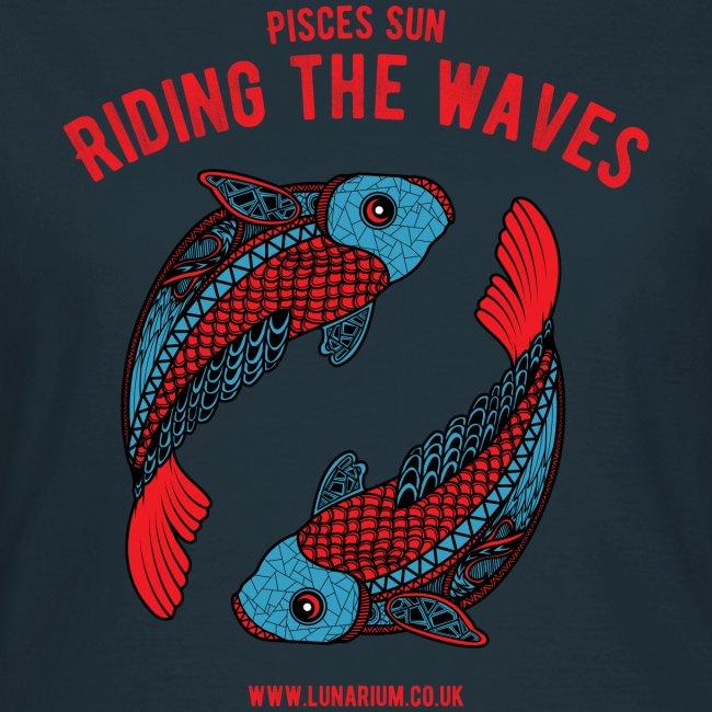 Pisces Sun Women's T-Shirt