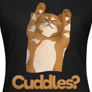 kitten Cuddles T-Shirts - Women's T-Shirt