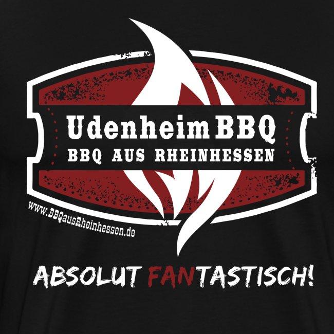 """UdenheimBBQ Fan T-Shirt """"Absolut FANtastisch"""""""
