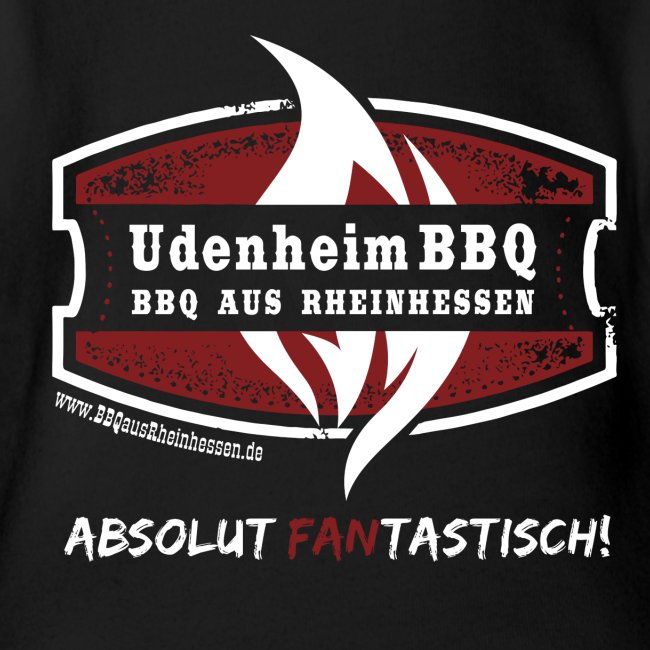 """UdenheimBBQ-Babybody """"FANtastisch"""""""