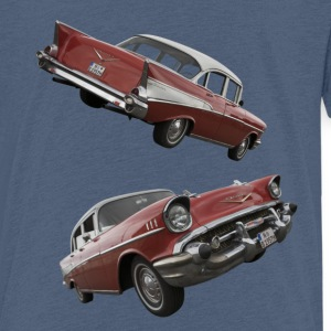 Kids Shirt Chevy Bel Air - Kinder Premium T-Shirt