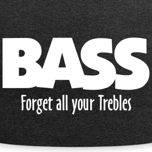 BASS forget all your Trebles Caps & Hats - Jersey Beanie
