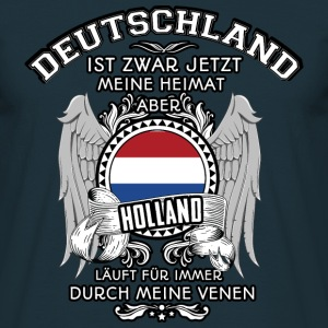 Holland in Venen T-Shirts - Männer T-Shirt