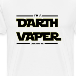 Darth Vaper - Männer Premium T-Shirt