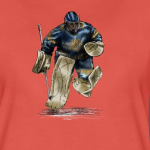 Hockey goalkeeper T-Shirts - Women's Premium T-Shirt