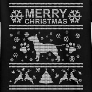BULL TERRIER WEIHNACHTSEDITION T-shirts - T-shirt barn