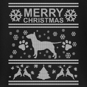 BULL TERRIER WEIHNACHTSEDITION Camisetas de manga larga bebé - Camiseta manga larga bebé