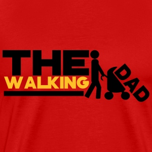 the walking dad! - T-shirt Premium Homme
