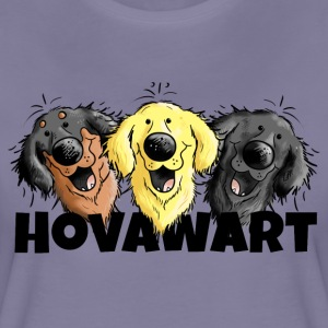 Hovawart Team  T-Shirts - Frauen Premium T-Shirt