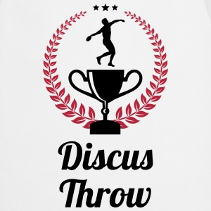 Discus Thrower Diskuswurf Lancer de Disque Diskos  Aprons - Cooking Apron