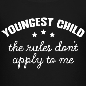 Oldest - Middle - Youngest Child (3/3) T-Shirts - Kinder Premium T-Shirt