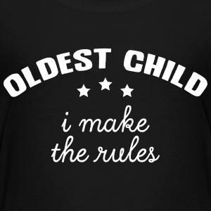 Oldest - Middle - Youngest Child (1/3) T-Shirts - Kinder Premium T-Shirt