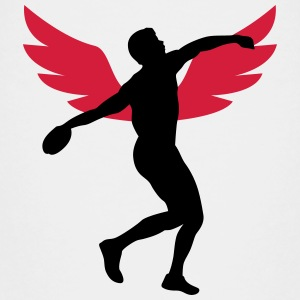 Discus Thrower Diskuswurf Lancer de Disque Diskos Shirts - Teenage Premium T-Shirt
