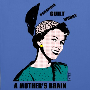 Mother's Brain Blue - Tote Bag