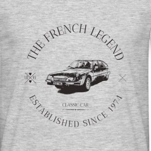 CITROEN CX FRENCH CAR - T-shirt Homme