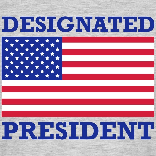 Designated President USA 3c