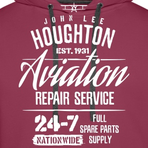 John Lee Houghton - Hoodie Version Sweat-shirts - Sweat-shirt à capuche Premium pour hommes