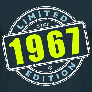 LIMITED EDITION SINCE 1967 T-Shirts - Männer T-Shirt