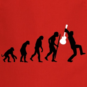 Evolution of rock Forklær - Kokkeforkle