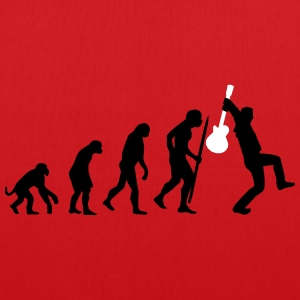 Evolution of rock Bolsas y mochilas - Bolsa de tela