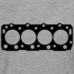 head gasket_gz1 Long sleeve shirts - Men's Premium Longsleeve Shirt