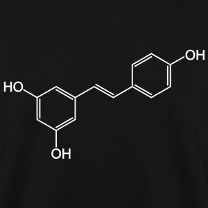 Resveratrol (Red Wine) Molecule