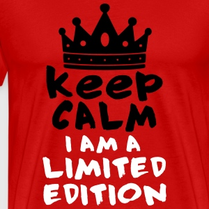 i am a limited edition(homme) - T-shirt Premium Homme