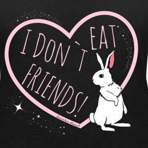 i don`t eat friends T-Shirts - Frauen T-Shirt mit V-Ausschnitt