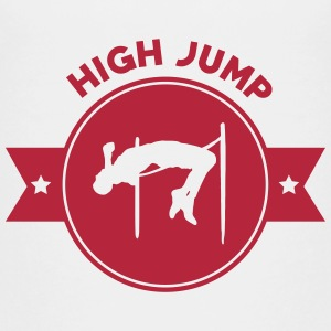 High Jump - Hochsprung - Saut en Hauteur Shirts - Teenage Premium T-Shirt