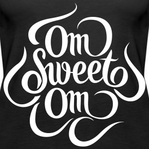 Om Sweet Om Tops - Women's Premium Tank Top