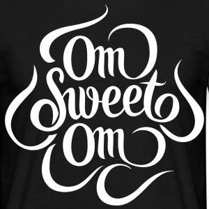 Om Sweet Om Tee shirts - T-shirt Homme