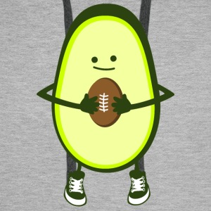 Rugby - Avocado Sweat-shirts - Sweat-shirt à capuche Premium pour hommes
