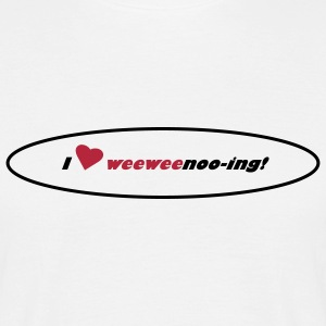 WEEWEENOO - Men's T-Shirt