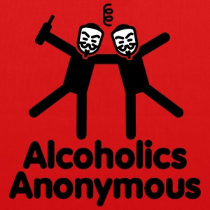 Alcoholics Anonymous 3 Bags & Backpacks - EarthPositive Tote Bag