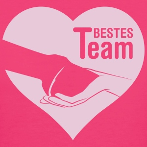 Bestes Team T-Shirts - Frauen Bio-T-Shirt