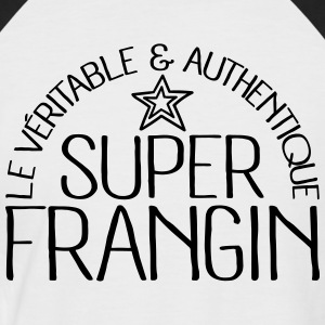 Super Frangin Tee shirts - T-shirt baseball manches courtes Homme