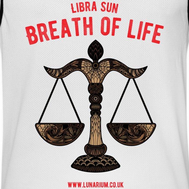 Libra Sun Men's Basketball Jersey