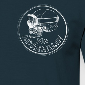 Mr. Adrenalin T-shirts - Herre-T-shirt