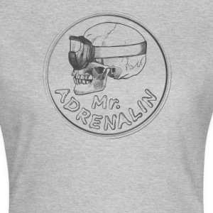 Mr. Adrenalin T-shirts - T-shirt dam