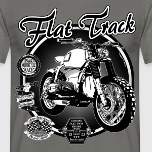 TS-CLASSIC-HOMME-FLAT-TRACK - T-shirt Homme