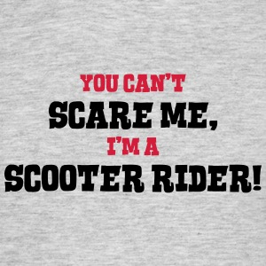 rider cant scare me - Men's T-Shirt