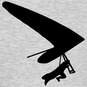 Hang - glider T-shirts - Mannen T-shirt