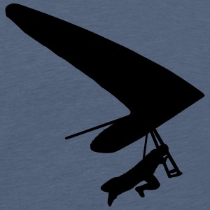 Hang - glider T-shirts - Teenager premium T-shirt