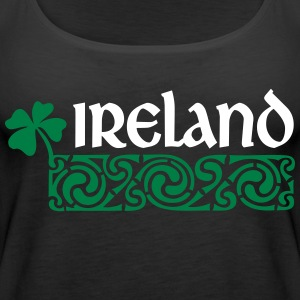 Irland Tops - Frauen Premium Tank Top