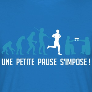 Une pause s'impose - T-shirt Homme