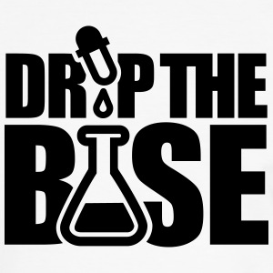 Drop the base T-shirts - Herre kontrast-T-shirt