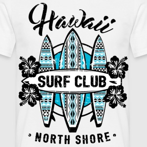 AD Surf Hawaii T-Shirts - Men's T-Shirt