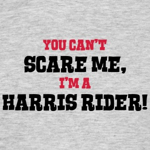 harris rider cant scare me - Men's T-Shirt