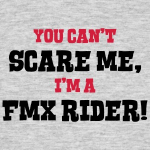 fmx rider cant scare me - Men's T-Shirt