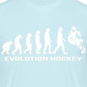 Evolution Hockey Eishocke T-Shirts - Männer T-Shirt